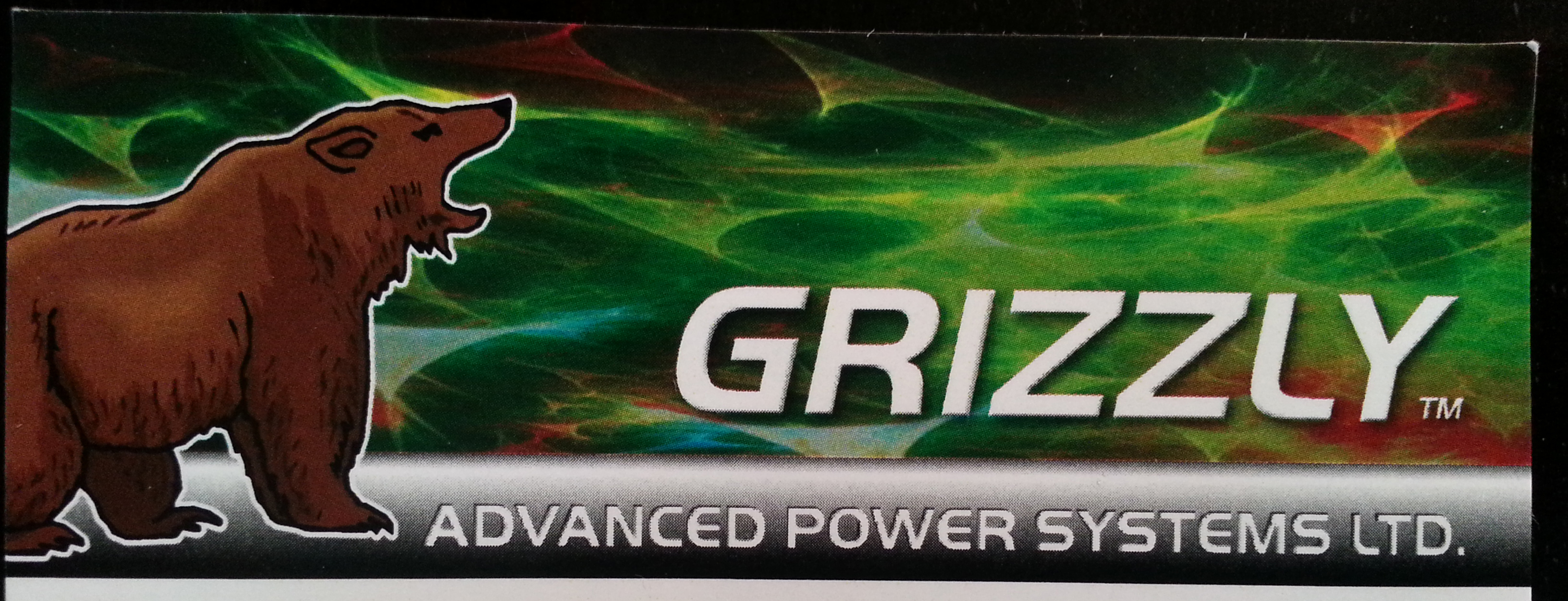 Logo Design Contest for Grizzly Advanced Power Systems Ltd